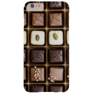 Handmade luxury chocolate in a box barely there iPhone 6 plus case