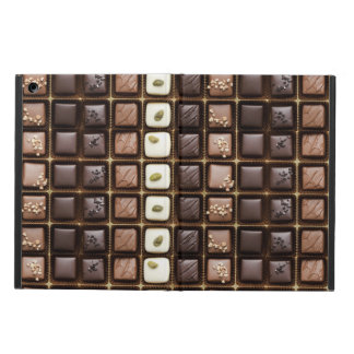 Handmade luxury chocolate in a box case for iPad air