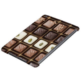 Handmade luxury chocolate in a box iPad air case