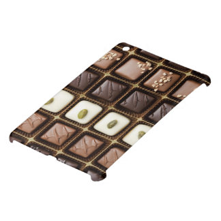 Handmade luxury chocolate in a box iPad mini covers