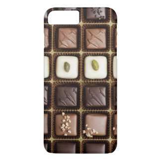 Handmade luxury chocolate in a box iPhone 8 plus/7 plus case