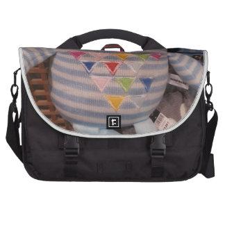 Handmade Owl Commuter Bag
