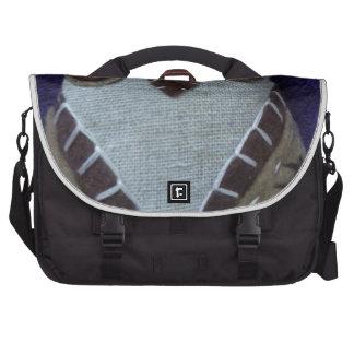 Handmade Owl Commuter Bags