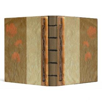 Handmade Paper Album binder