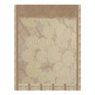 Handmade Paper Look  : Special Soft Colors