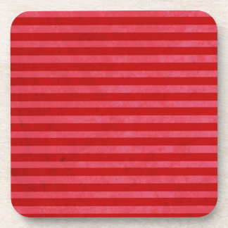 Handmade Red pink Cork Coaste Coaster