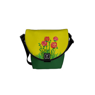 Handmade Rickshaw Mini Zero Messenger Bag