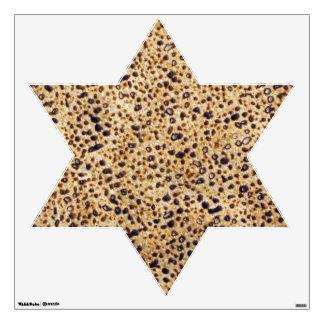 Handmade Shemurah Matzah Wall Sticker