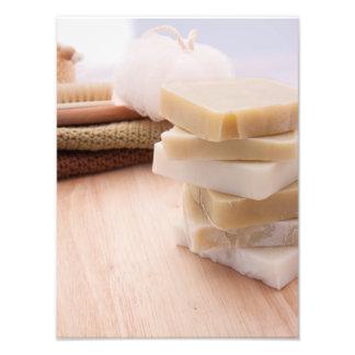 Handmade Soap 3 Photo Print