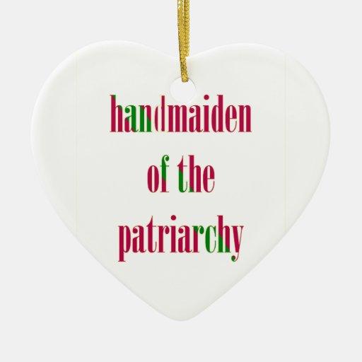 Handmaiden del patriarcado ornamentos de reyes magos