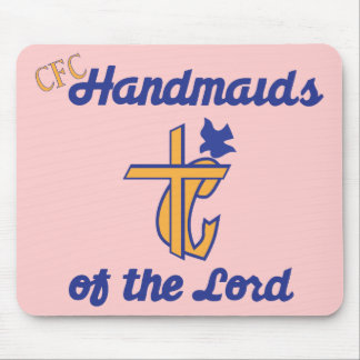 Handmaids de CFC del señor Mousepad