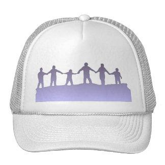 Hand'n Hand Cap Trucker Hat