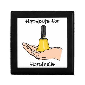 Handouts For Handbells Keepsake Box