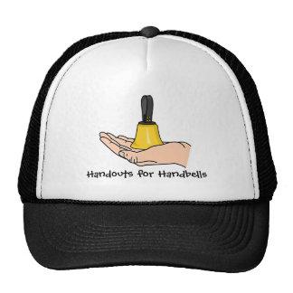 Handouts For Handbells Mesh Hat
