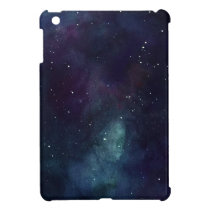 Handpainted Galaxy Case For The iPad Mini