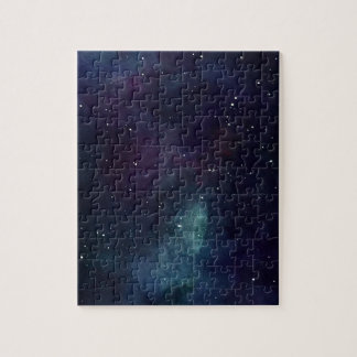 Handpainted Galaxy Jigsaw Puzzle