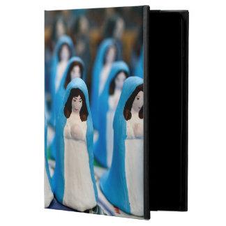 Handpainted Virgin Mary figurines iPad Air Case