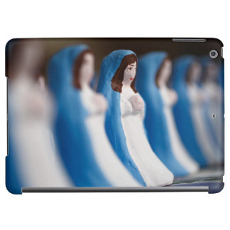 Handpainted Virgin Mary figurines iPad Air Cover