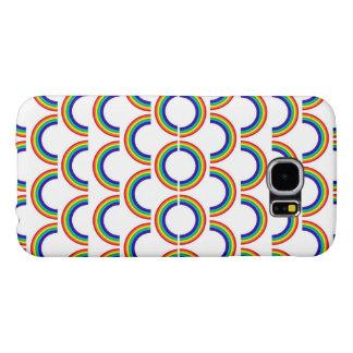 Handphone Rainbow case