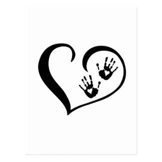HandPrint_logo Postcard
