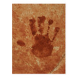 Handprint Postcards