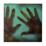 Handprint Tile