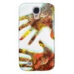 Handprints Galaxy S4 Cases