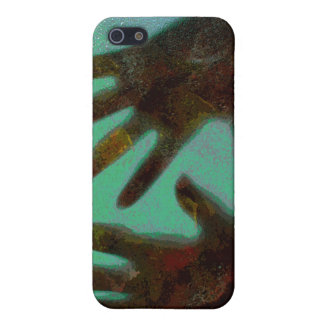 Handprints Cover For iPhone 5