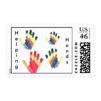 Hands 2, Helping, Hands Postage