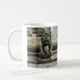 Hands-and-feet gargoyles mug