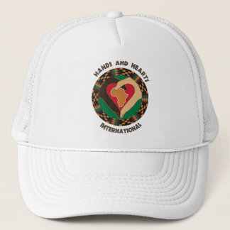 Hands and Hearts International Trucker Hat