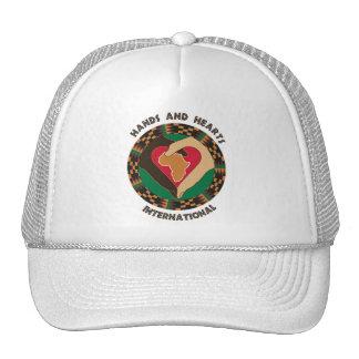 Hands and Hearts International Trucker Hat