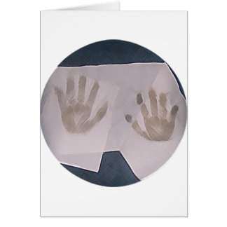 Hands Card