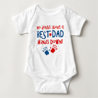 Hands Down Best Dad T-shirt