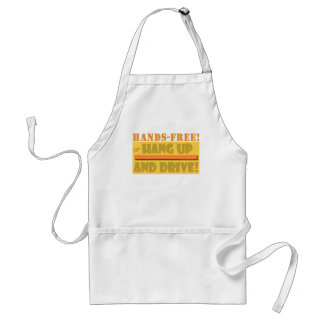HANDS FREE CROPPED ADULT APRON