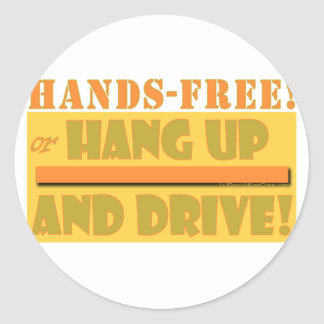 HANDS FREE CROPPED STICKERS