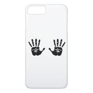 Hands handprints iPhone 8 plus/7 plus case