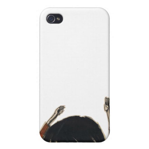 hands high case for iPhone 4