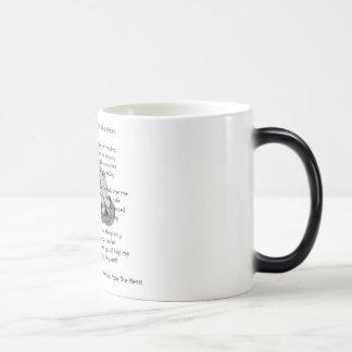 Hands, I Pray I'll Be A WitnessAs I wake this m... Magic Mug