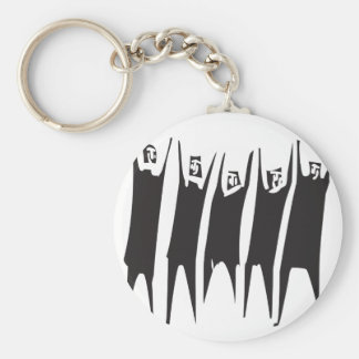 Hands in the Air Keychain