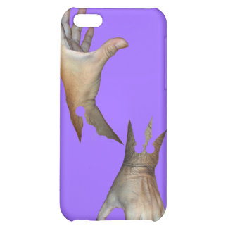 Hands -  case for iPhone 5C