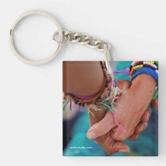 Hands Keychain