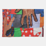 Hands Kitchen Towels