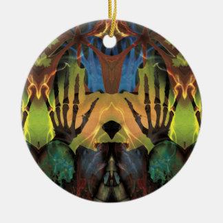 Hands of Autumn Ornaments
