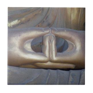 Hands of Buddha Ceramic Tiles