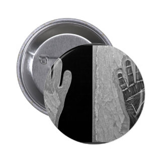 Hands of Fate 2 Inch Round Button