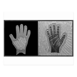 Hands of Fate Postcard