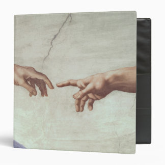 Hands of God and Adam Binder