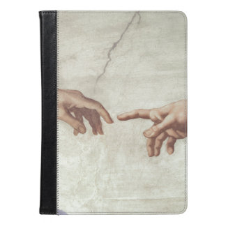 Hands of God and Adam iPad Air Case