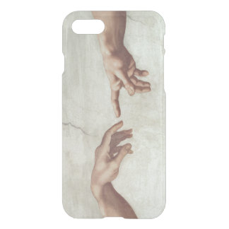 Hands of God and Adam iPhone 8/7 Case